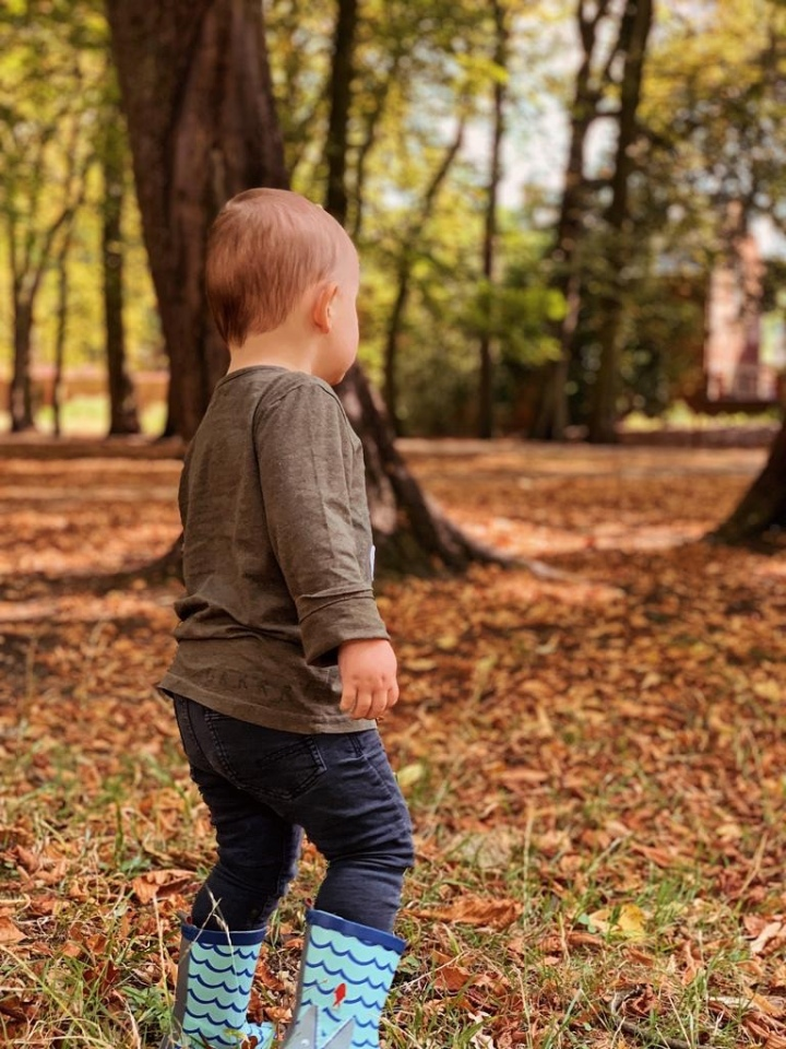 The importance of adventuring the world with mytoddler.