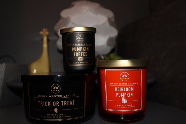 Did somebody say Autumn? Spooky candles review.