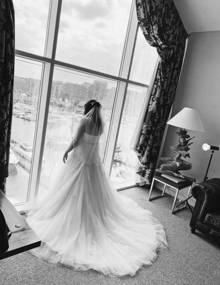 Wedding talk: part five- thedress.