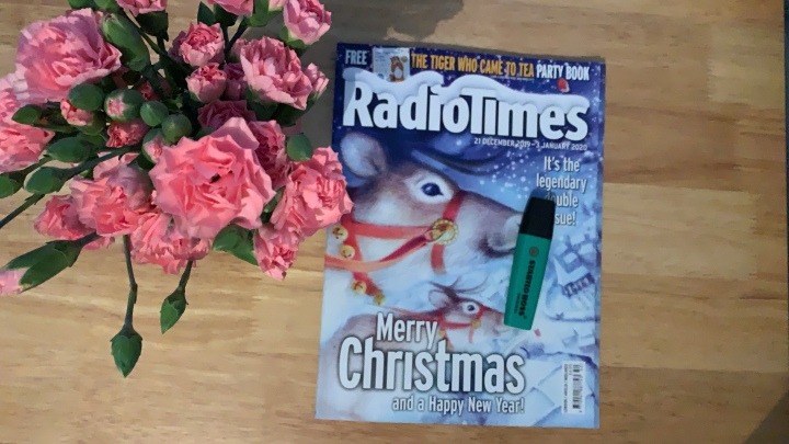 Why do we no longer buy the radio times all year round?