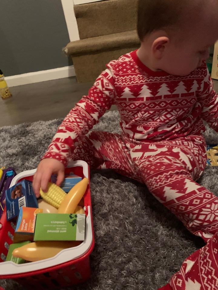 Elijahs favourite toys rightnow