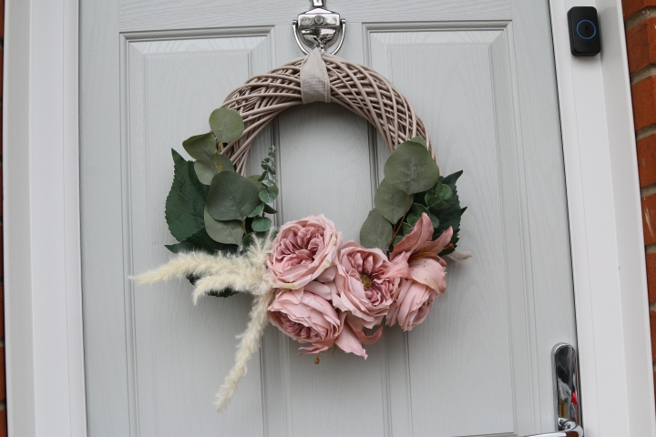 Why you need a flower wreath in your life