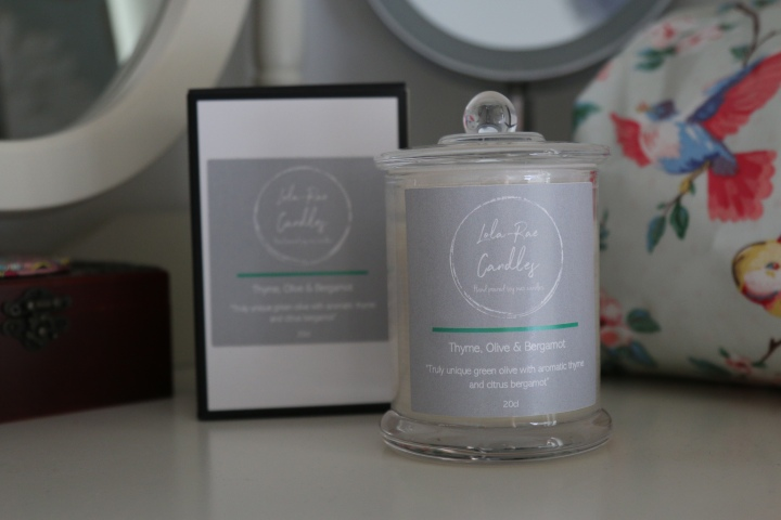 Lola-Rae candles review