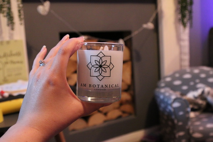Candle review! With Am botanical