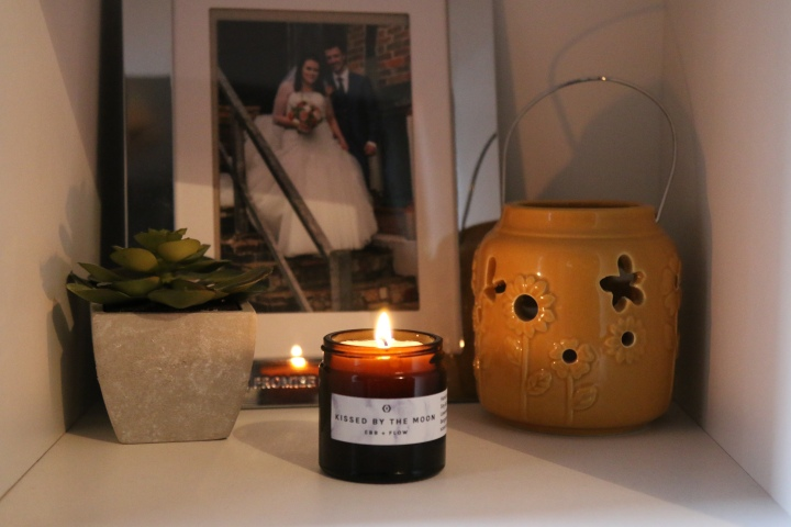Into the green candle review. As seen in vogue magazine!