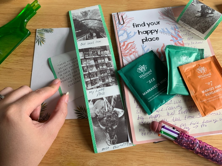 Pen-pal for your mental health!